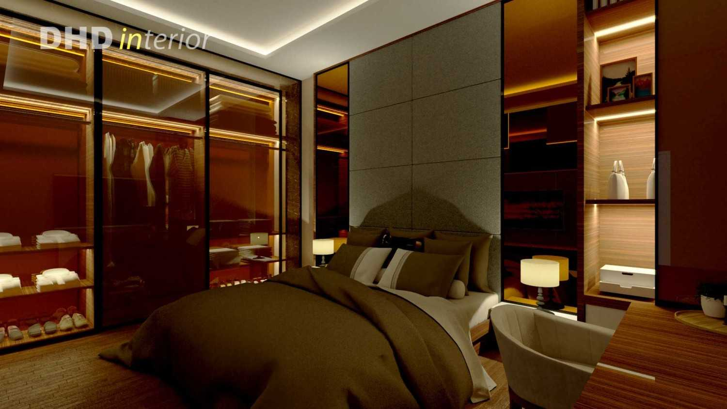 Dhd Interior Luxury Bedroom Pontianak, Kota Pontianak, Kalimantan Barat, Indonesia Pontianak, Kota Pontianak, Kalimantan Barat, Indonesia Bedroom  43213