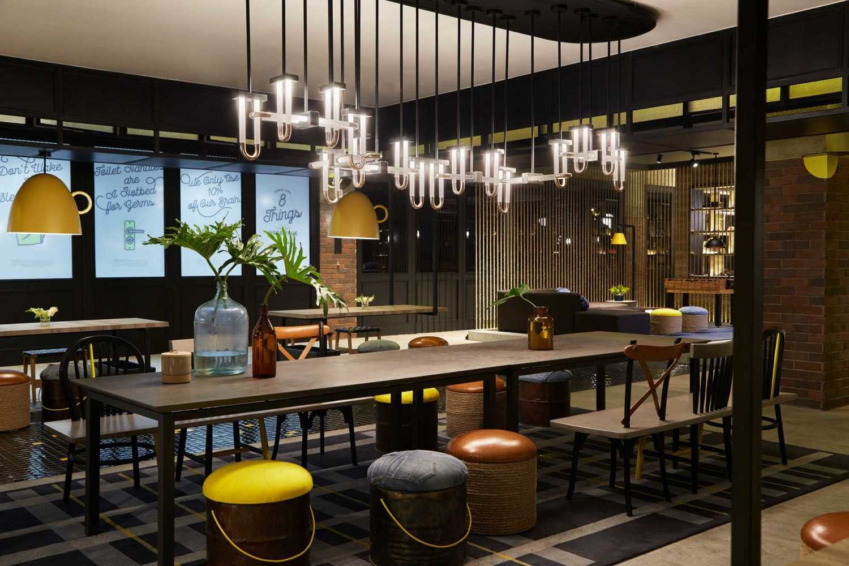 Domisilium Studio Rooms Inc Hotel Jl. Pemuda, Sekayu, Semarang Tengah, Kota Semarang, Jawa Tengah 50132, Indonesia  Grab & Go Area  43564