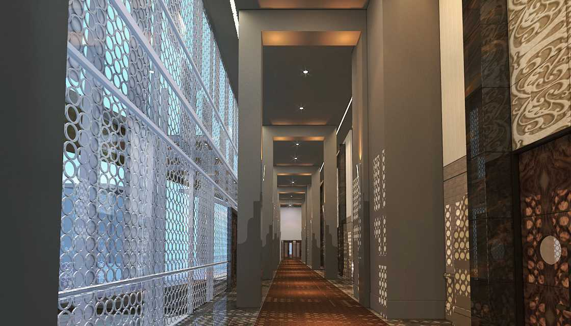 Pt.buana Pratama Interindo Hotel Ambarukmo & Ballroom Kota Yogyakarta, Daerah Istimewa Yogyakarta, Indonesia  Hallway Kontemporer 43355