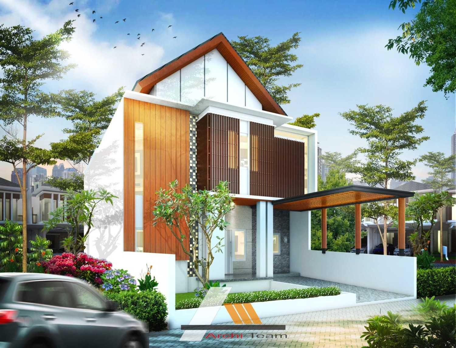 Dwy Ariyanto Contemporary I House Renovation Tambun, Tambun Sel., Bekasi, Jawa Barat, Indonesia  Contemporary I House Renovation Contemporary 43442