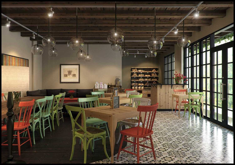 Design Archade Basilia Cafe Semarang, Kota Semarang, Jawa Tengah, Indonesia Semarang, Kota Semarang, Jawa Tengah, Indonesia Seating Area Interior View Contemporary 43568