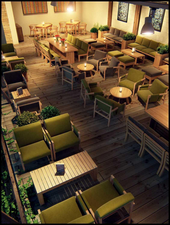 Design Archade Basilia Cafe Semarang, Kota Semarang, Jawa Tengah, Indonesia Semarang, Kota Semarang, Jawa Tengah, Indonesia Seating Area Interior View Kontemporer 43571