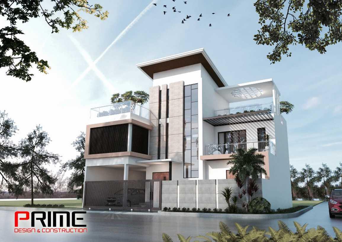 Prime Design Mr. G Minimalist House Batam, Kota Batam, Kepulauan Riau, Indonesia Batam, Kota Batam, Kepulauan Riau, Indonesia Mr. Gio Housing Minimalist 43529