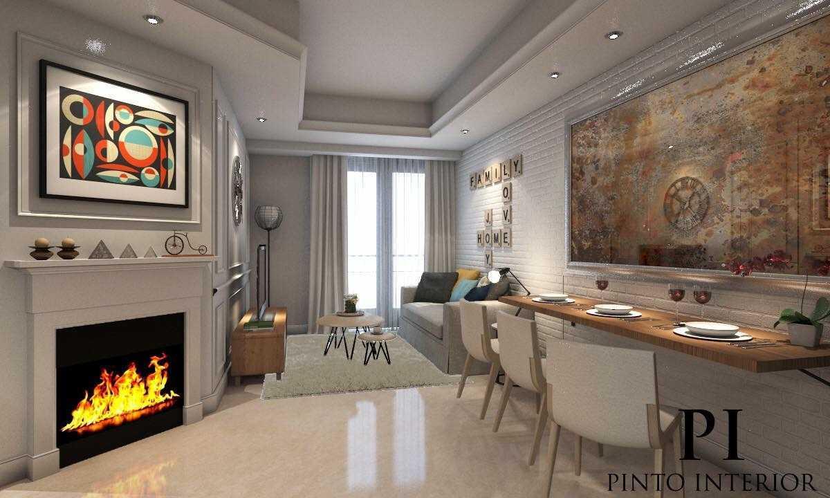 Foto inspirasi ide desain apartemen asian Interior view oleh Pinto Interior di Arsitag