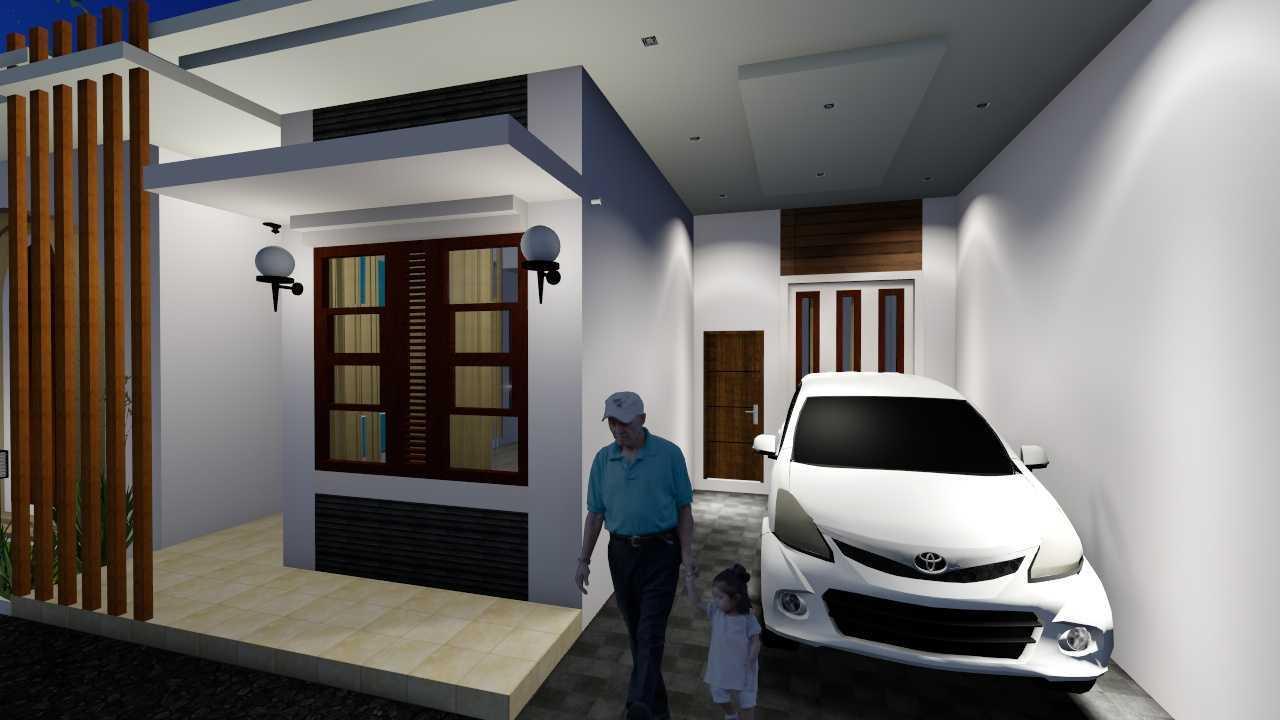 Foto inspirasi ide desain garasi tropis 211 oleh Sevi Edelweis di Arsitag