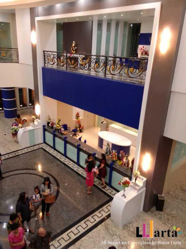 Warna Tjipta Desain Desain Interior Utomo Bank Bandar Lampung, Kota Bandar Lampung, Lampung, Indonesia Bandar Lampung, Kota Bandar Lampung, Lampung, Indonesia Interior View  44279