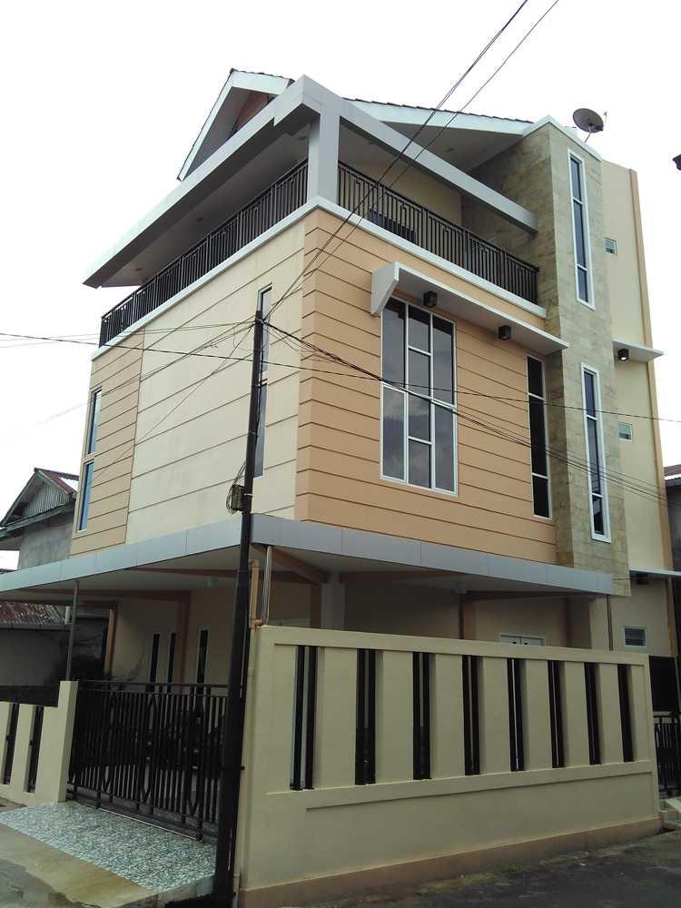 Cv. Griya Cipta Studio Rumah 10 X 11 Pontianak, Kota Pontianak, Kalimantan Barat, Indonesia Pontianak, Kota Pontianak, Kalimantan Barat, Indonesia Facade View Minimalis 46236