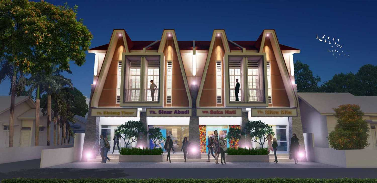 Jasa Design and Build CV. Griya Cipta Studio di Kubu Raya