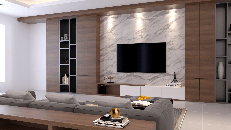 Gm Concept Modern Living Room Kota Denpasar, Bali, Indonesia Kota Denpasar, Bali, Indonesia Living Room  46090