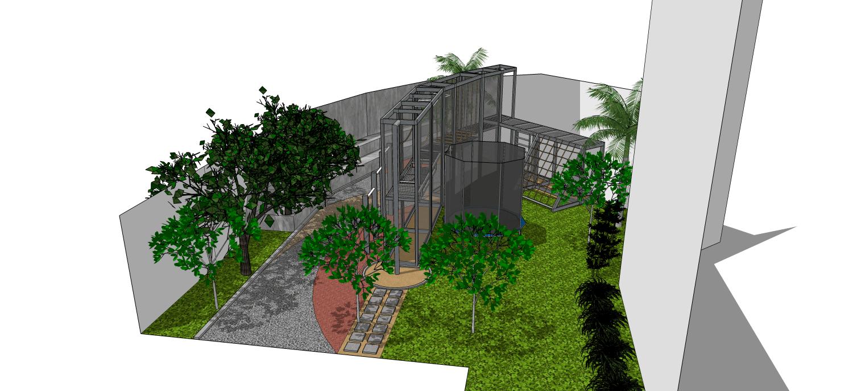 Eart Architecture Taman Bermain Al Falah Kota Sby, Jawa Timur, Indonesia Kota Sby, Jawa Timur, Indonesia Concept Playground  45967