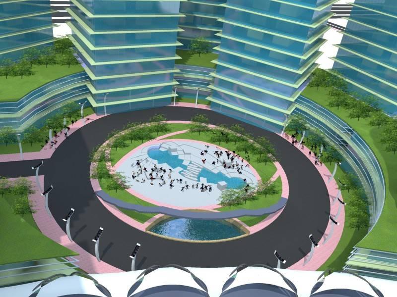 Evan Kriswandi The Radiant Bsd, South Tangerang Bsd, South Tangerang 34-Residential-Plaza Kontemporer 6605