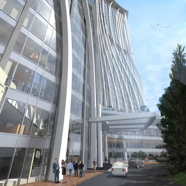 Evan Kriswandi Bourgeois Bohemian Hotel Jakarta Jakarta Main Entrance  130