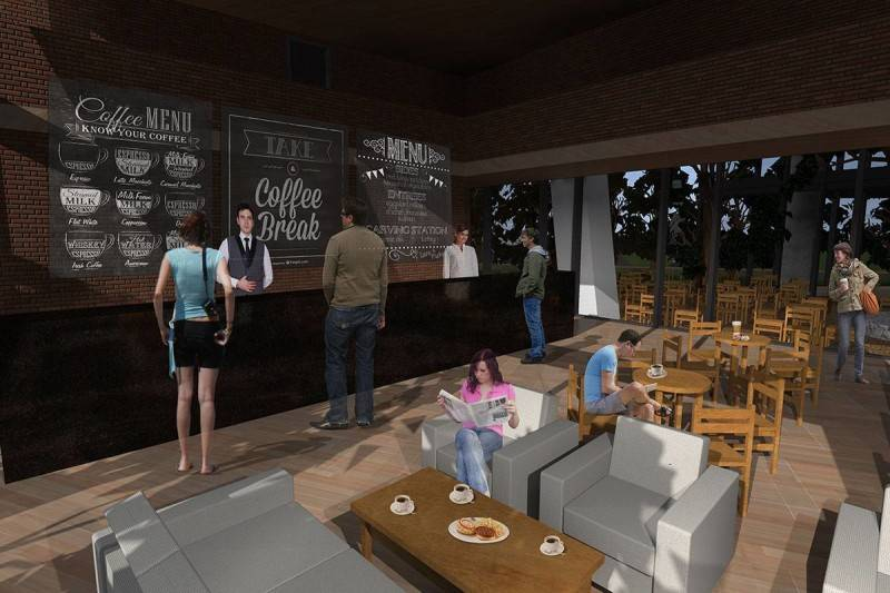 Evan Kriswandi Bourgeois Bohemian Hotel Jakarta Jakarta Coffee Shop  645