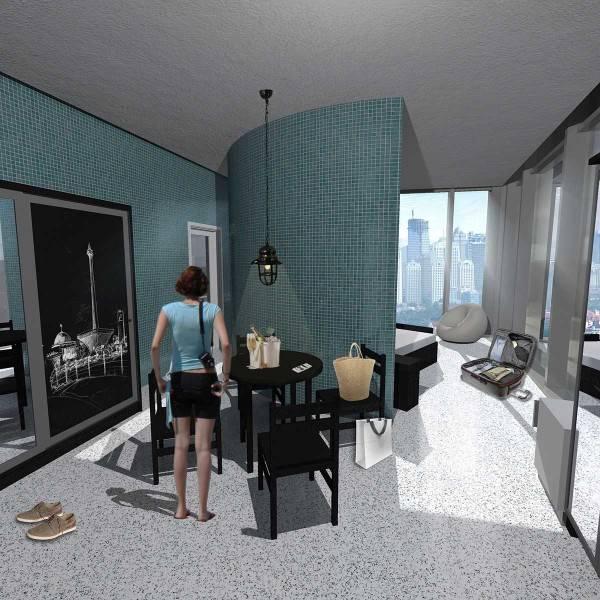 Evan Kriswandi Bourgeois Bohemian Hotel Jakarta Jakarta Deluxe Room  646