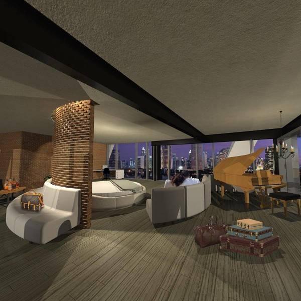 Evan Kriswandi Bourgeois Bohemian Hotel Jakarta Jakarta President Suite  652