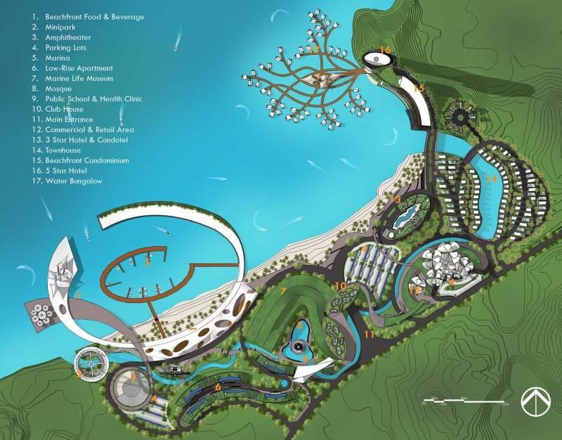 Evan Kriswandi The Lighthouse Resort  Batam Batam Masterplan  681