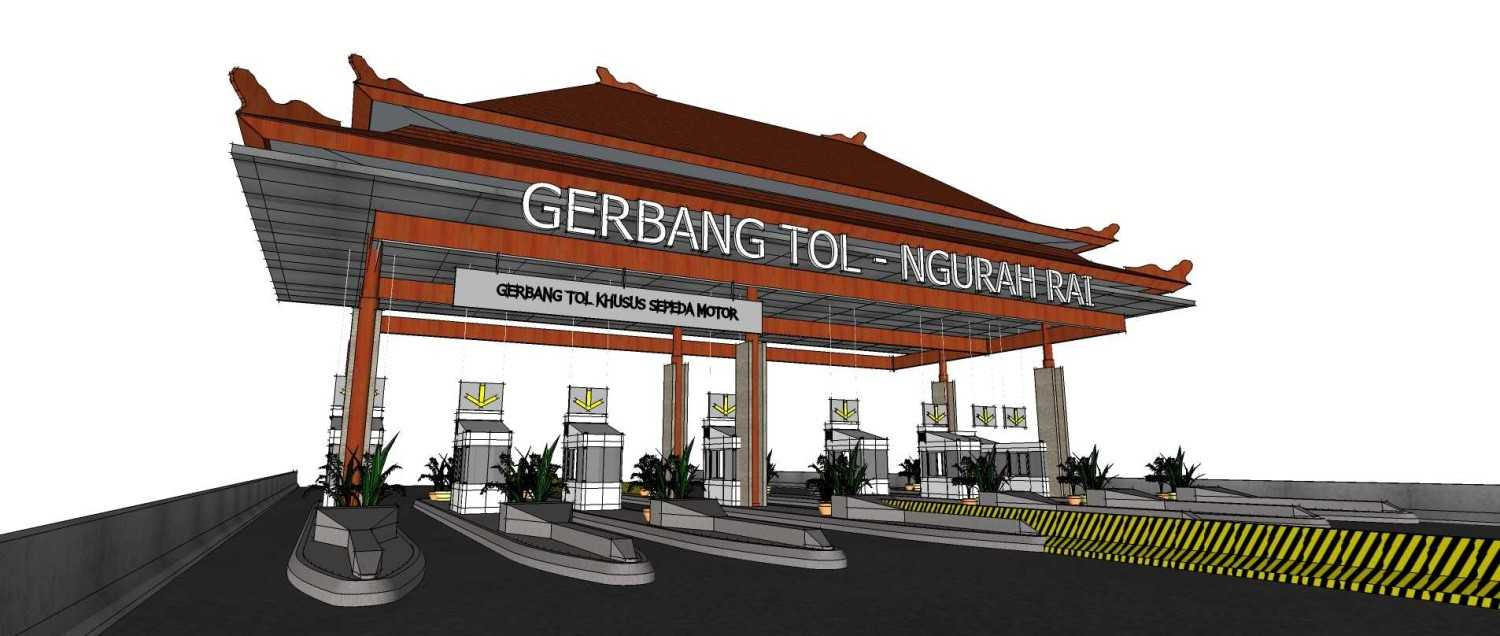 Gubah Ruang Studio Ngurah Rai – Benoa Toll Gate Bali, Indonesia Bali, Indonesia Toll Gate View Traditional 50662
