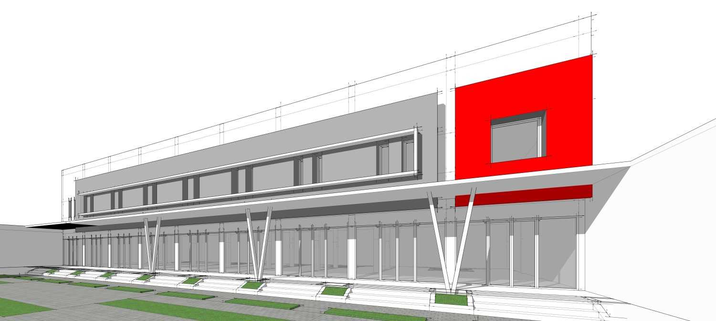 Gubah Ruang B Shophouse Kabupaten Purwakarta, Jawa Barat, Indonesia Kabupaten Purwakarta, Jawa Barat, Indonesia B Shophouse Modern 50686