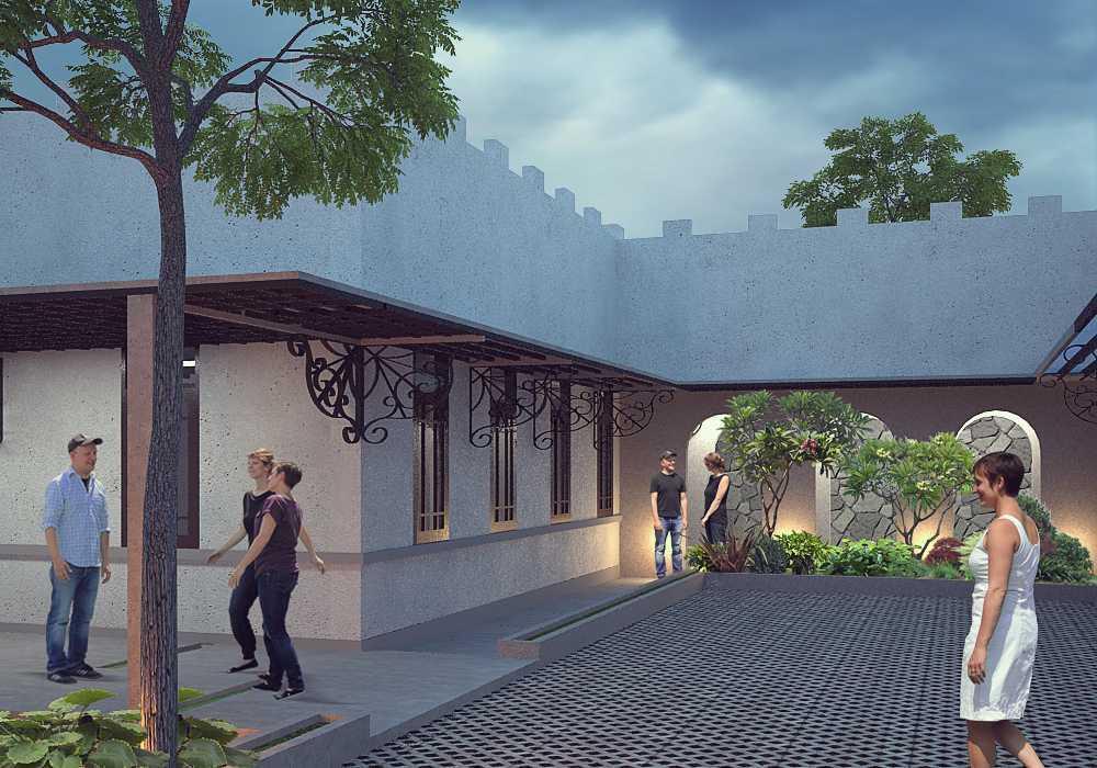 Gubah Ruang Treinamento School Jakarta, Daerah Khusus Ibukota Jakarta, Indonesia Jakarta, Daerah Khusus Ibukota Jakarta, Indonesia Exterior View  50695