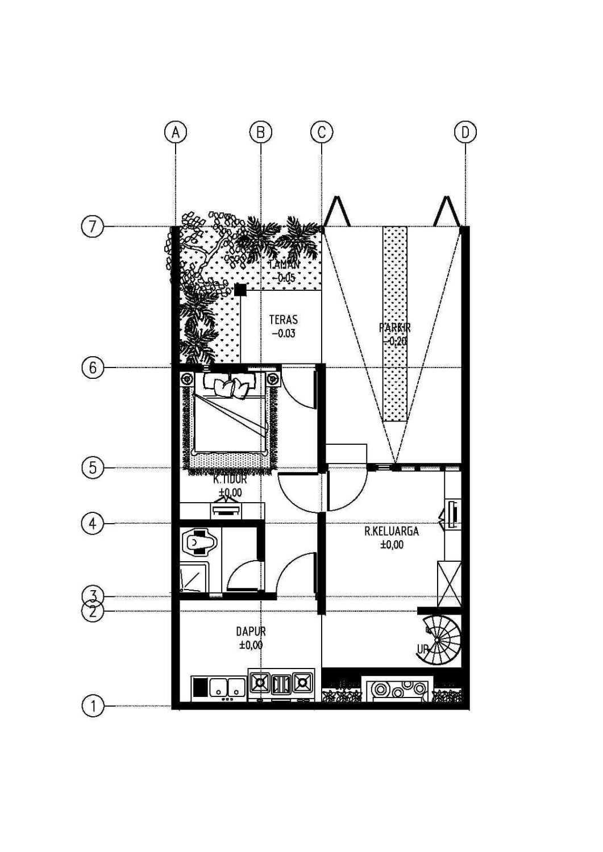 Gubah Ruang Studio R House Bandung, Kota Bandung, Jawa Barat, Indonesia Bandung, Kota Bandung, Jawa Barat, Indonesia Floorplan Modern 51176