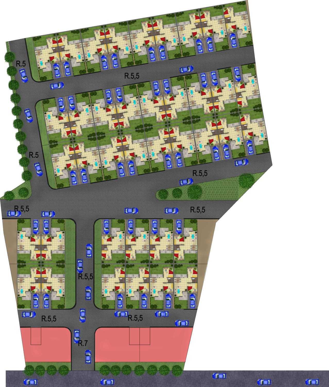 Gubah Ruang B Residence Jakarta, Daerah Khusus Ibukota Jakarta, Indonesia Jakarta, Daerah Khusus Ibukota Jakarta, Indonesia Floorplan  50701