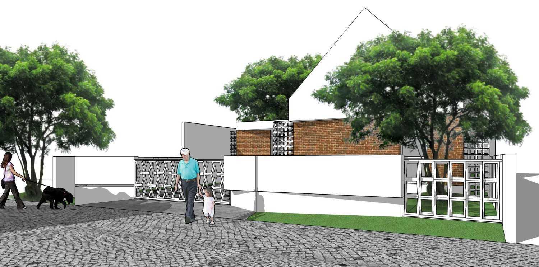 Gubah Ruang Studio R Residence Pekanbaru, Kota Pekanbaru, Riau, Indonesia Pekanbaru, Kota Pekanbaru, Riau, Indonesia Exterior View Modern 50753