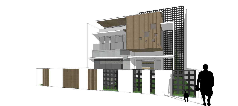Gubah Ruang Wb Residence Jakarta, Daerah Khusus Ibukota Jakarta, Indonesia Jakarta, Daerah Khusus Ibukota Jakarta, Indonesia Exterior View Modern 50774