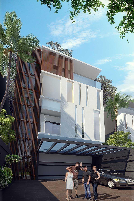 Gubah Ruang Kg Residence Jakarta, Daerah Khusus Ibukota Jakarta, Indonesia Jakarta, Daerah Khusus Ibukota Jakarta, Indonesia Facade View  50784