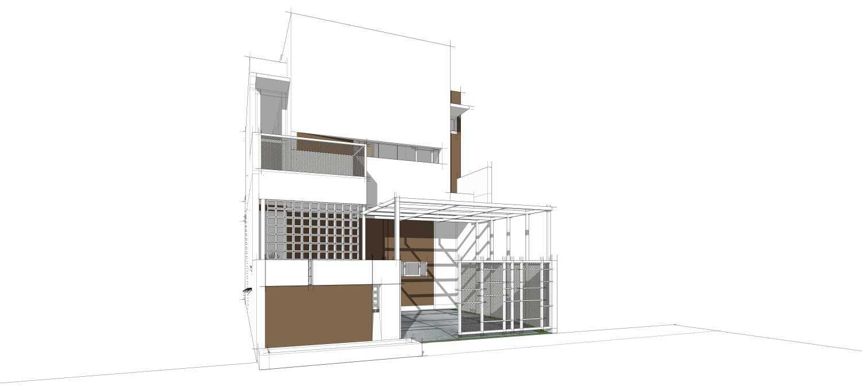 Gubah Ruang Studio Wb Residence Bekasi, Kota Bks, Jawa Barat, Indonesia Bekasi, Kota Bks, Jawa Barat, Indonesia Wb Residence Modern 50789