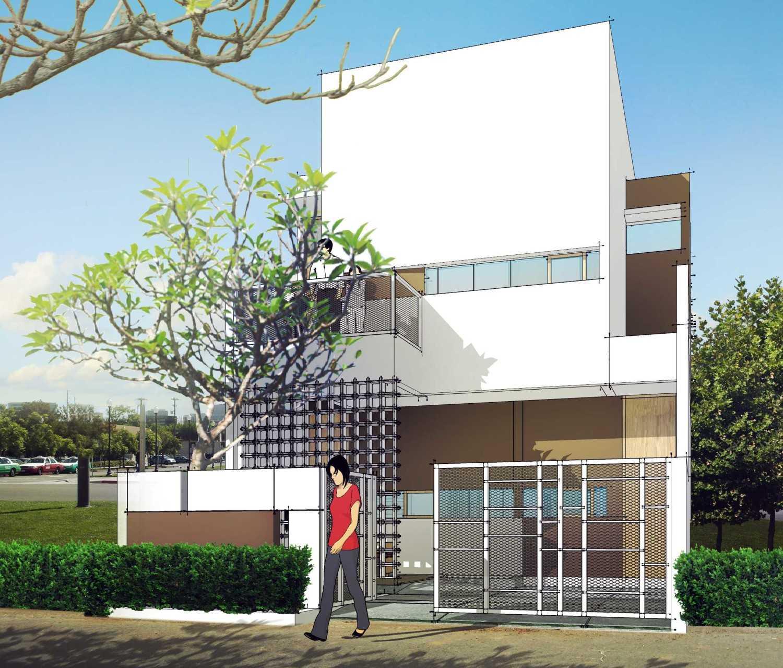 Gubah Ruang Studio Wb Residence Bekasi, Kota Bks, Jawa Barat, Indonesia Bekasi, Kota Bks, Jawa Barat, Indonesia Wb Residence Modern 50794