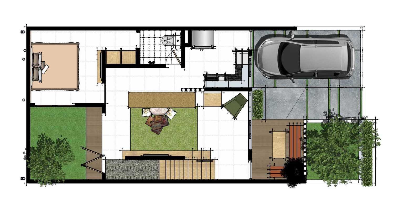 Gubah Ruang Studio Wb Residence Bekasi, Kota Bks, Jawa Barat, Indonesia Bekasi, Kota Bks, Jawa Barat, Indonesia Floorplan  50796