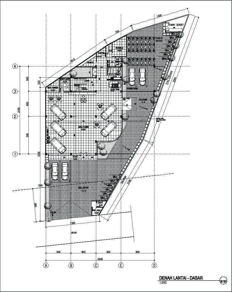 Gubah Ruang Suzuki Njs Showroom Bandung, Kota Bandung, Jawa Barat, Indonesia Bandung, Kota Bandung, Jawa Barat, Indonesia Floorplan Modern 50841