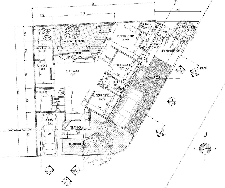 Gubah Ruang Fc Residence Bogor, Jawa Barat, Indonesia Bogor, Jawa Barat, Indonesia Floorplan  50851