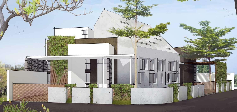 Gubah Ruang Fc Residence Bogor, Jawa Barat, Indonesia Bogor, Jawa Barat, Indonesia Exterior View Modern 50852