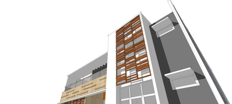 Gubah Ruang Lb Residence Bogor, Jawa Barat, Indonesia Bogor, Jawa Barat, Indonesia Facade View Contemporary 50870