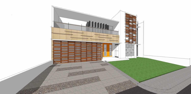 Gubah Ruang Lb Residence Bogor, Jawa Barat, Indonesia Bogor, Jawa Barat, Indonesia Facade View  51211