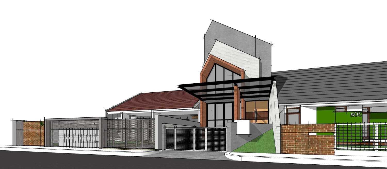 Gubah Ruang C1 House Bandung, Kota Bandung, Jawa Barat, Indonesia Bandung, Kota Bandung, Jawa Barat, Indonesia Exterior View  51357