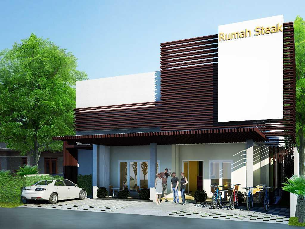 Gubah Ruang Studio Stk Caffe Sukabumi, Jawa Barat, Indonesia Sukabumi, Jawa Barat, Indonesia Exterior View Modern 50901