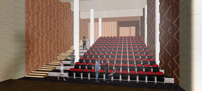 Gubah Ruang Pbi Office Timor-Leste Timor-Leste Auditorium  50926