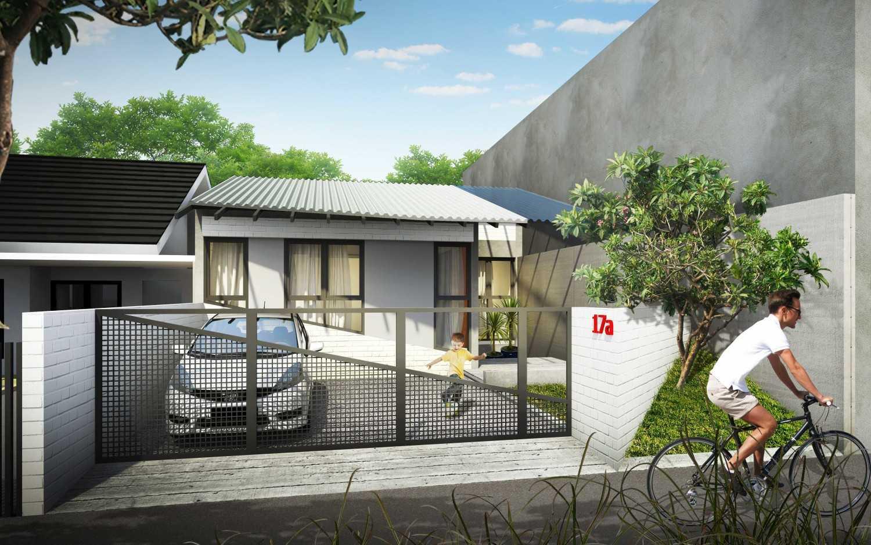 Gubah Ruang Studio Gy House Bandung, Kota Bandung, Jawa Barat, Indonesia Bandung, Kota Bandung, Jawa Barat, Indonesia Facade View Modern 50931