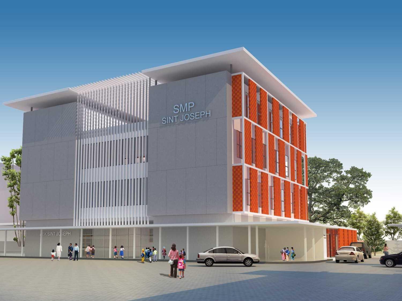 Gubah Ruang Vincentius School Jakarta, Daerah Khusus Ibukota Jakarta, Indonesia Jakarta, Daerah Khusus Ibukota Jakarta, Indonesia Facade View  50937