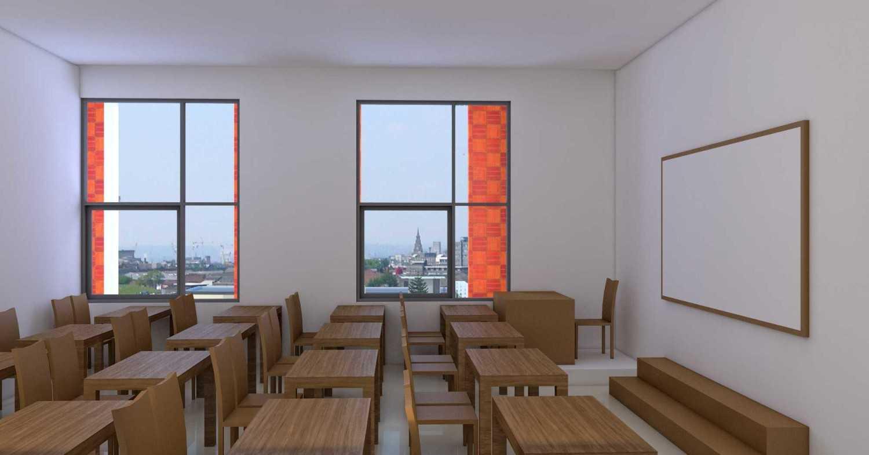 Gubah Ruang Vincentius School Jakarta, Daerah Khusus Ibukota Jakarta, Indonesia Jakarta, Daerah Khusus Ibukota Jakarta, Indonesia Classroom  50940
