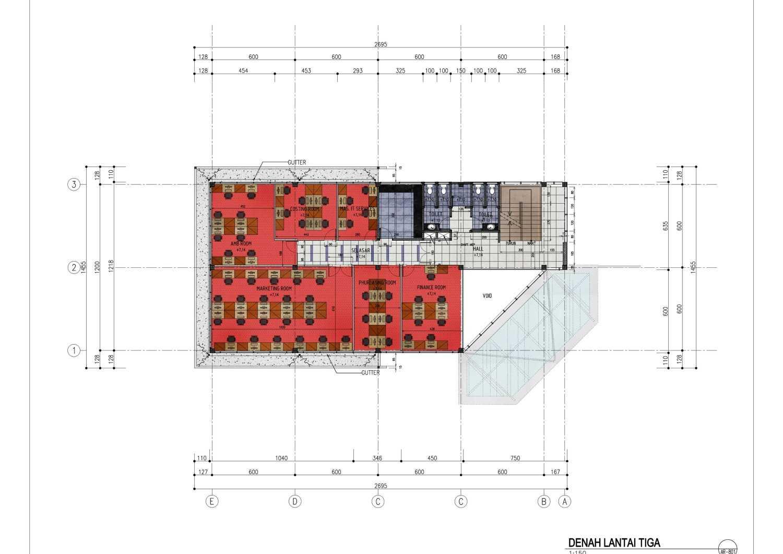 Gubah Ruang Chitose Office Cimahi, Cimahi Tengah, Kota Cimahi, Jawa Barat, Indonesia Cimahi, Cimahi Tengah, Kota Cimahi, Jawa Barat, Indonesia Floorplan Modern 50960