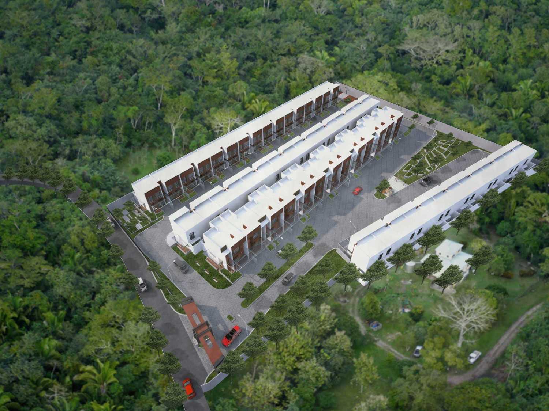 Gubah Ruang Drn Residence Palembang, Kota Palembang, Sumatera Selatan, Indonesia Palembang, Kota Palembang, Sumatera Selatan, Indonesia Bird Eye View  50968