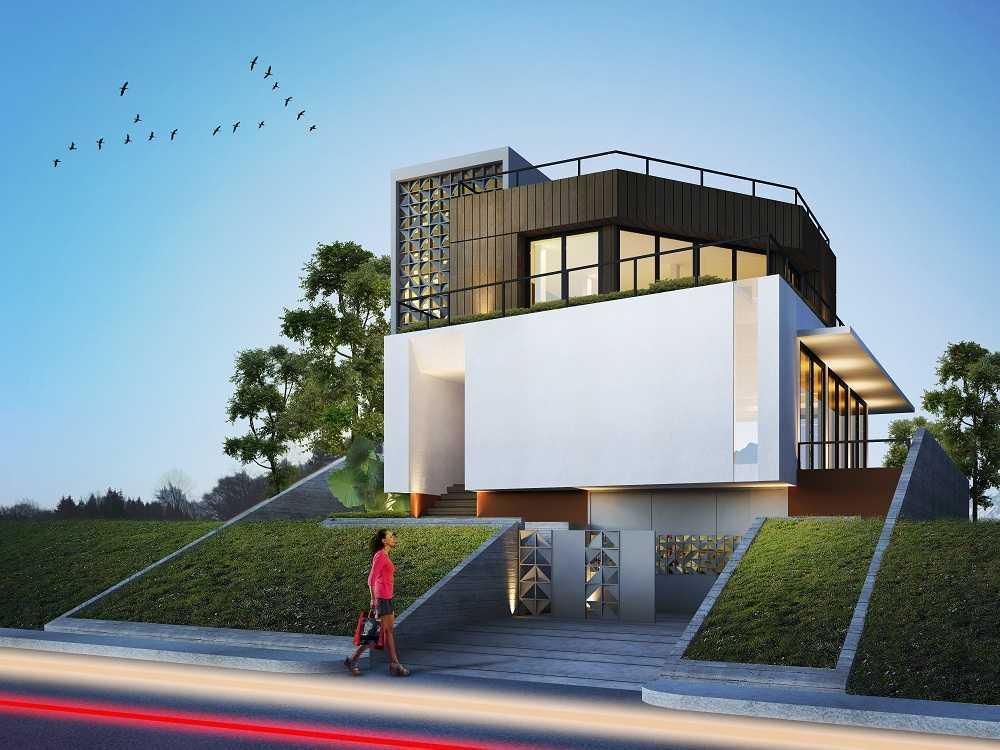 Jasa Arsitek GUBAH RUANG Studio di Lampung