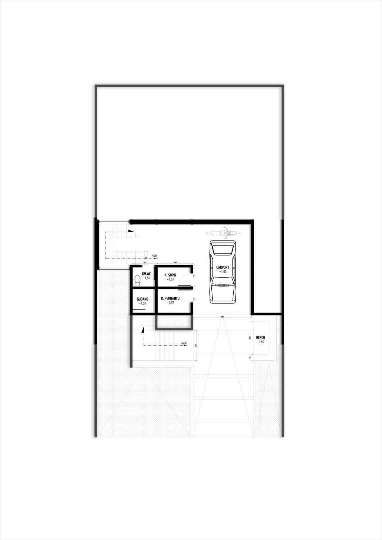 Gubah Ruang Sl House Bogor, Jawa Barat, Indonesia Bogor, Jawa Barat, Indonesia Floorplan Modern 51173
