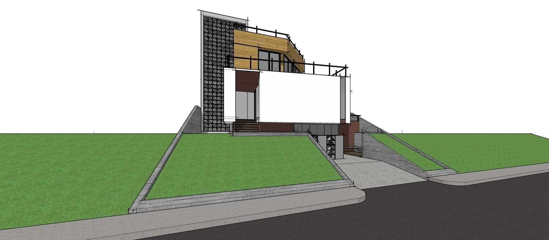 Gubah Ruang Sl House Bogor, Jawa Barat, Indonesia Bogor, Jawa Barat, Indonesia Exterior View Modern 51399