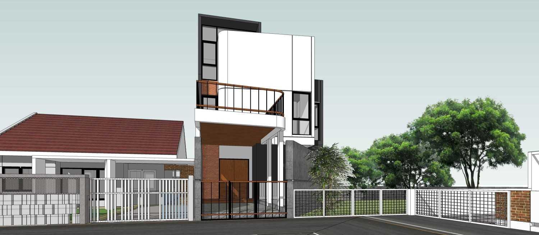 Gubah Ruang Gk House Bandung, Kota Bandung, Jawa Barat, Indonesia Bandung, Kota Bandung, Jawa Barat, Indonesia Facade View  51348