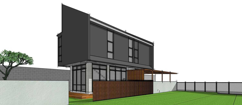 Gubah Ruang Rr House Bandung, Kota Bandung, Jawa Barat, Indonesia Bandung, Kota Bandung, Jawa Barat, Indonesia Exterior View Modern 51353