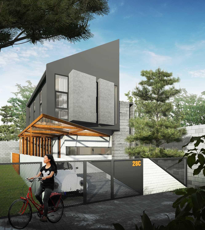 Gubah Ruang Rr House Bandung, Kota Bandung, Jawa Barat, Indonesia Bandung, Kota Bandung, Jawa Barat, Indonesia Exterior View Minimalis 51356